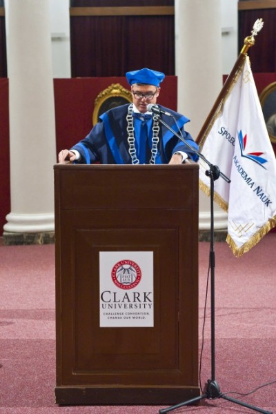 Clark University - Graduation - Class of 2016